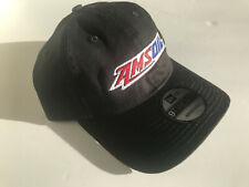 NEW! AMSOIL #teamAMSOIL STRAPBACK ADJUSTABLE TRUCKER FARMER HAT CAP 9TWENTY 9-20