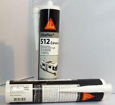 Sikaflex 512 Mastic 300 ml blanc x 1 300 ML * nouveau tube plastique
