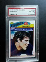 1977 Topps Mexican #150 Ron Yary Psa 8 None Higher Hof Vikings