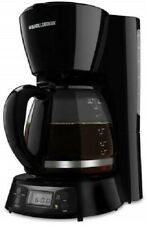 Black Decker BCM1411B 220 240 Volt 12-Cup Coffee Maker (Not For Use in USA)