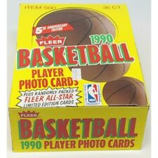 1990-91 Fleer NBA Basketball Cards. You Pick.