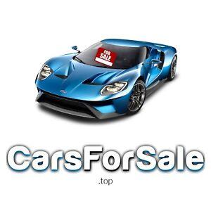 CarsForSale.top - Domain Name | $1,800 Estibot | Brandable