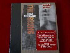 BRUCE SPRINGSTEEN~ THE RISING~ MEGA RARE~ SEALED~ HARD CARDBOARD COVER ~CD