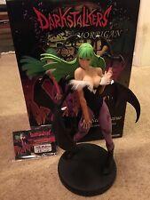 Sideshow Pop Culture Shock Darkstalkers Morrigan Ex Statue Premium Format PF PCS