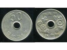 JAPON  50 yen  51  1976  ( bis )