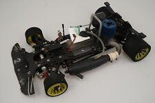 Serpent automodello 1:8 Vector NT 2002 con ricambi modellismo