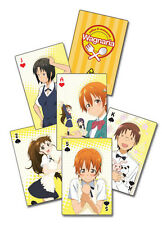 GE Animation GE51534 Wagnaria!! Playing Cards