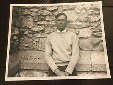Byron Nelson Golf Autograph Photo 1930s Texas Open JSA Certificate