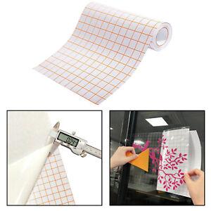 Reusable Transfer Paper Vinyl Adhesive Cricut Windows 12''x 5ft Tape Accessories