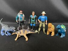 Jurassic World Brawlasaurs, Jurassic Park Kenner Figures and Dinosaurs Lot