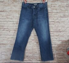 MEK DNM Mens Size 32x33 DARTHAN Denim Jeans - Buckle Boot Cut