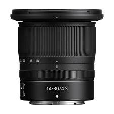 Nikon NIKKOR Z 14-30mm f/4 S Lens