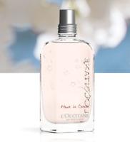 L'Occitane Cherry Blossom Eau De Toilette 75ml Fruity Floral French 15%OFF SALE