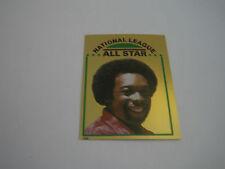 1981 Topps Baseball George Hendrick Foil Sticker #256*National League All Star*