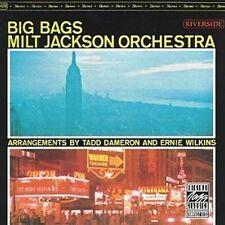 Milt Jackson Big Bags NAT ADDERLY DAVE BURNS RON CARTER CLARK TERRY HANK JONES