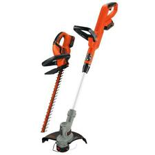 Black + Decker LCC301 20V MAX Lithium-Ion String and Hedge Trimmer Combo Kit