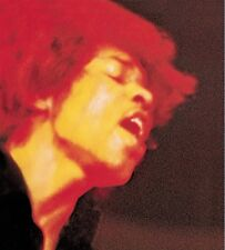 Electric Ladyland by Jimi Hendrix - Vinyl Double LP (2010 Release) - VG