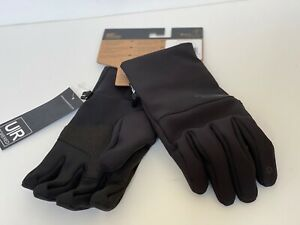 The North FaceApex Etip Gloves black  XL  touch screen capability Men New