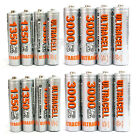 8 AA + 8 AAA 1350mAh 3000mAh 1.2V NI-MH rechargeable battery UltraCell US Stock