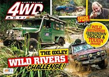4WD Action DVD 208  -The Oxley Wild Rivers Challenge! Wauchope Mid North Coast