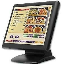 """ELO ET1515L-8CWA-1-G 15"""" POS Touch Screen Display Monitor"""