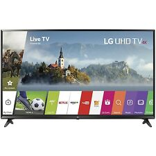 LG 55UJ6300 55-inch 4K Ultra HD Smart IPS LED TV (2017 Model)