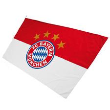 FC Bayern  Fahne Logo Hissflagge 250 x 150 cm