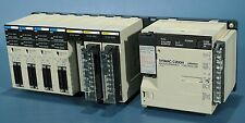 B196 OMRON SYSMAC PROGRAMMABLE CONTROLLER CPU01 C200H-ME431