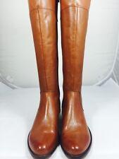 Corso Como STIRRUP Leather Knee High Riding Boots Brown Sz 6.5 C3