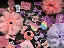 10 Pcs Clothes Bows Skirts Accessories Random Grab Bag Lot For lps