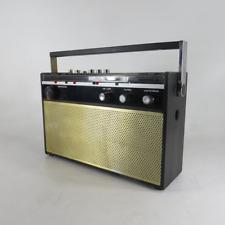 Vintage German Portable RFT Stern Dynamic 2030 Shortwave FM Radio L-LW M-MW K-SW