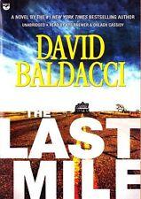 David BALDACCI / The LAST MILE          [ Audiobook ]