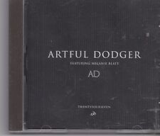 Artful Dodger-Twenty Four Seven cd maxi single
