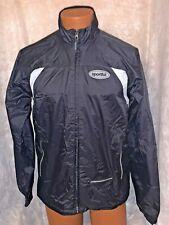 Nwt Sportful W Cycling Full Zip Rain Weather Jacket Black Giordana Castelli New