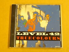 CD / LEVEL 42 - TRUE COLOURS
