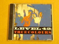 CD / LEVEL 42 - TRUE COLOURS