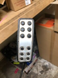 FORD BA EARLY BF FALCON XR6 XR8 ACCELERATOR METAL PEDAL