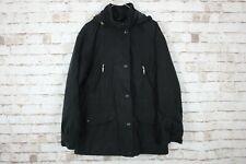 Barbour Ladies Coldstream Microfibre Black Jacket size UK 14