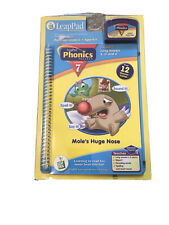 LEAP PAD LEAP FROG - PHONICS - LESSON 7 - MOLE'S HUGE NOSE - NEW IN PACKAGE