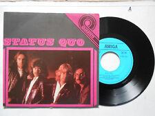 Schallplatte  ST45 Vinyl. Status Quo
