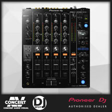 Pioneer DJM750 MK2 4-Channel DJ Mixer w/ Club DNA (Black)