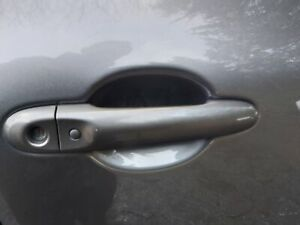 Nissan Juke Dci 5 Door 2010-2018 Door Handle Exterior (front Driver Side) Grey