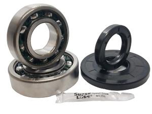 Yamaha G1 Golf Car Cart Crankshaft Seal & Bearing Set Kit Crank Seals & Bearings