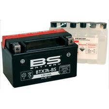 Rollerbatterie Akku BTX7A-BS 12V 6Ah MBK Peugeot Suzuki SYM Tauris Ersatzakku