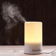 Ultrasonic LED USB Essential Oil Air Humidifier Purifier Aroma therapy Diffuser