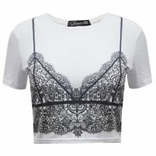 Unbranded Paisley Polyester T-Shirts for Women