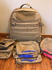 North American Rescue NAR CCRK Combat Casualty Response Kit Medic Trauma Pack CY