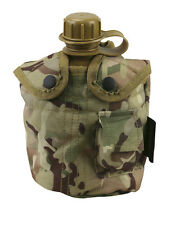 Kombat US Style Water bottle & Pouch ALICE Clips BTP camouflage compliments MTP