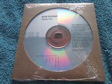 Allen Toussaint – American Tunes Label: Nonesuch Promo UK CD Album