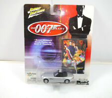 James bond 007 40th Anniversary: 261-05 bmw z8 coche modelo Johnny Lightning * k45